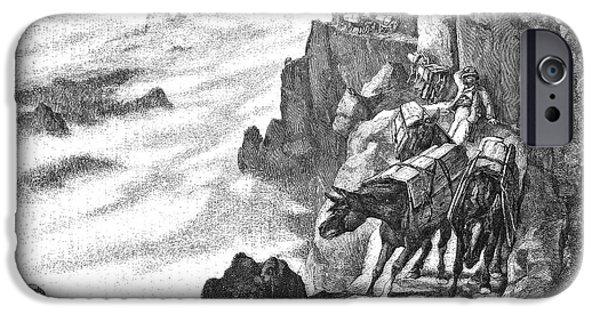 19th Century Smugglers IPhone 6s Case by Bildagentur-online/tschanz