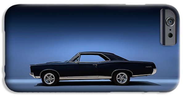 Car iPhone 6s Case - 67 Gto by Douglas Pittman