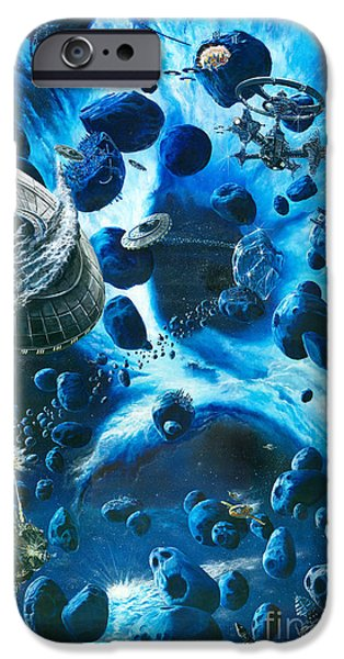 Alien Pirates  IPhone 6s Case by Murphy Elliott