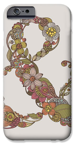 Ampersand IPhone 6s Case by Valentina