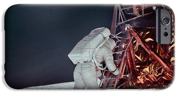 Apollo 11 Moon Landing IPhone 6s Case