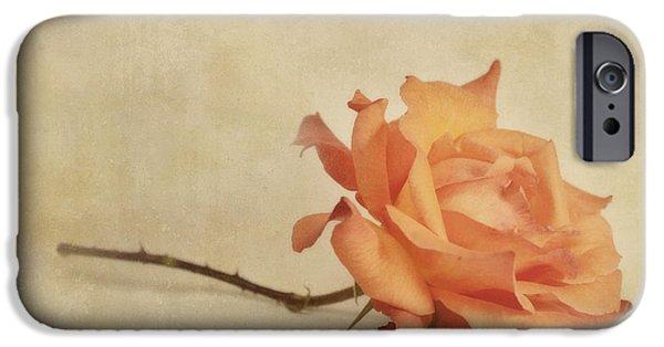 Rose iPhone 6s Case - Bellezza by Priska Wettstein