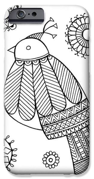Bird Dove IPhone 6s Case by Neeti Goswami