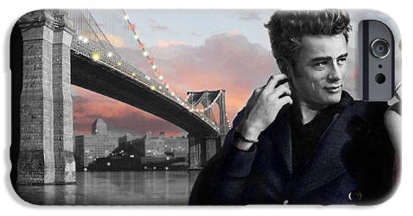 Brooklyn Bridge IPhone 6s Case by Chris Consani