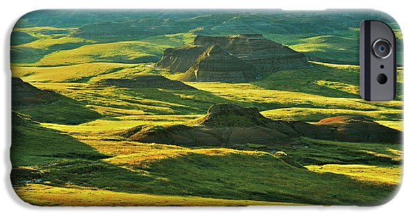 Canada, Saskatchewan, Grasslands IPhone 6s Case by Jaynes Gallery