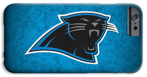 Carolina Panthers IPhone 6s Case by Joe Hamilton