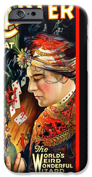 Digital Image iPhone 6s Case - Carter The Great by Gary Grayson