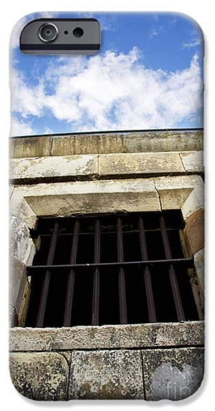 Dungeon iPhone 6s Case - Convict Cell by Jorgo Photography - Wall Art Gallery