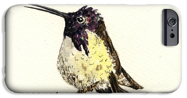 Costa S Hummingbird IPhone 6s Case
