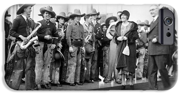 Cowboy Band, 1929 IPhone 6s Case by Granger