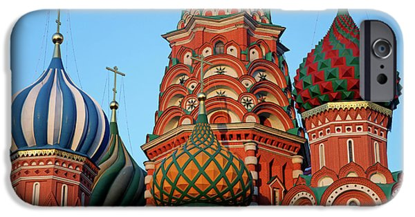 Europe, Russia, Moscow IPhone 6s Case by Kymri Wilt