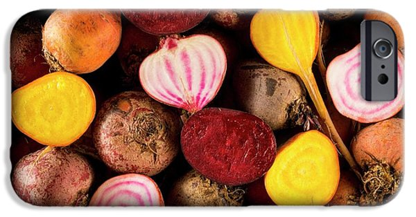 Fresh Beetroot And Red Onions IPhone 6s Case