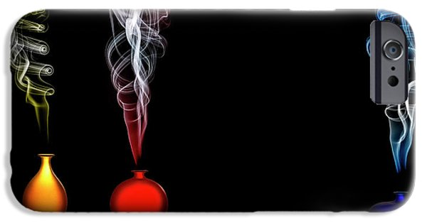 Perfume iPhone 6s Case - Individuality by Renee Doyle