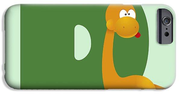 Letter D IPhone 6s Case