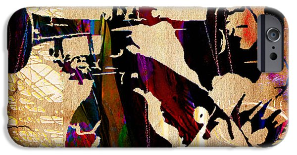 Louis Armstrong Collection IPhone 6s Case by Marvin Blaine