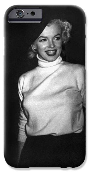 Marilyn Monroe In Korea IPhone 6s Case