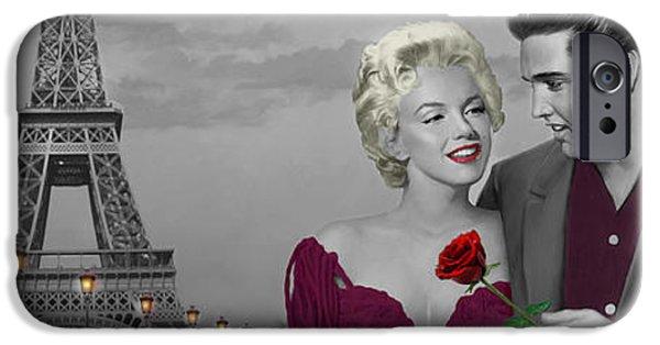 Paris Sunset IPhone 6s Case by Chris Consani