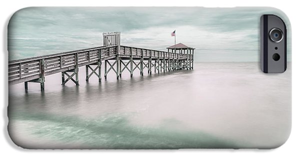 Teal iPhone 6s Case - Pier by Martin Steeb