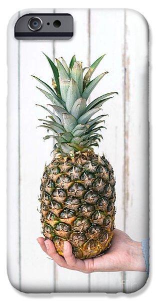 Pineapple iPhone 6s Case - Pineapple by Viktor Pravdica