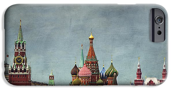 Red Square Moscow IPhone 6s Case