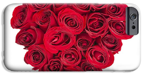 Rose Heart IPhone 6s Case
