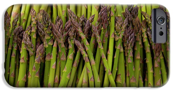 Scotts Asparagus Farm, Marlborough IPhone 6s Case by Douglas Peebles
