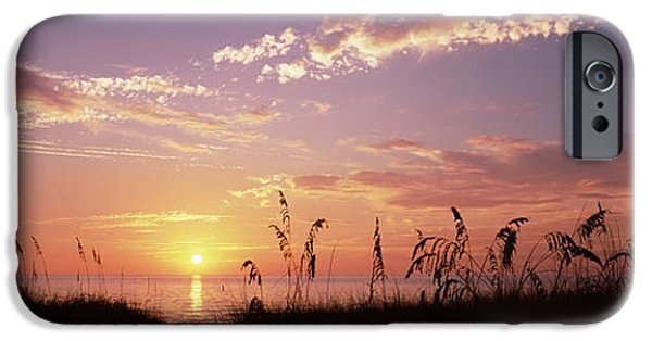 Sunset Over The Sea, Venice Beach IPhone 6s Case