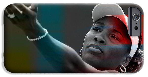 Venus Williams IPhone 6s Case