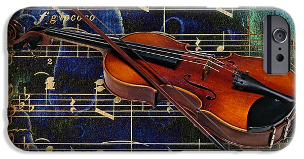 Violin Collection IPhone 6s Case
