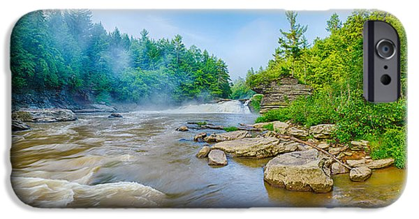 Swallow iPhone 6s Case - Youghiogheny River A Wild And Scenic by Panoramic Images