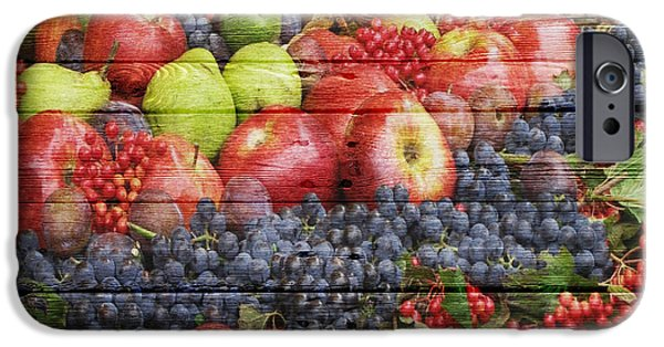 Fruit IPhone 6s Case by Joe Hamilton