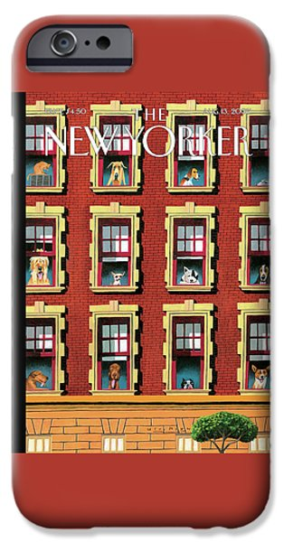 New Yorker August 13th, 2007 IPhone 6s Case