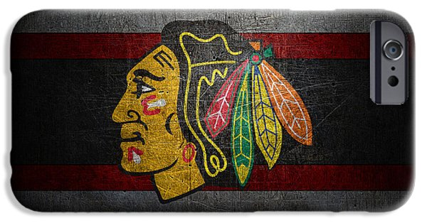 Chicago Blackhawks IPhone 6s Case