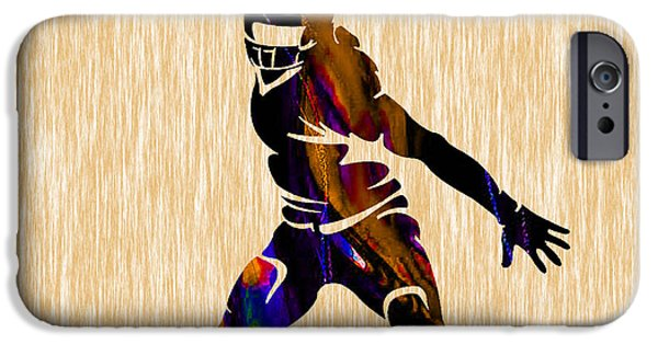 Football IPhone 6s Case by Marvin Blaine