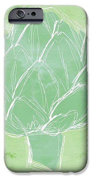 Artichoke IPhone 6s Case by Linda Woods