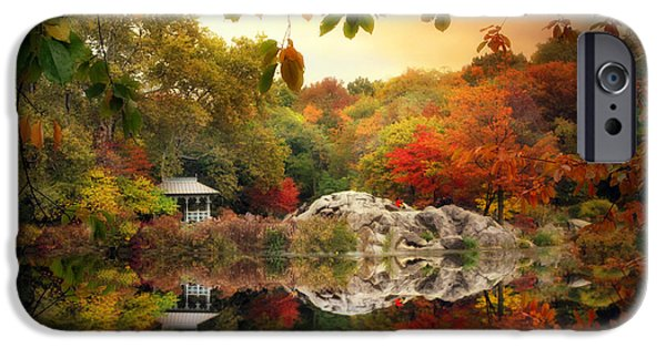 New Leaf iPhone 6s Case - Autumn At Hernshead by Jessica Jenney
