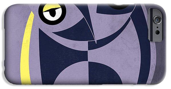 Bird IPhone 6s Case by Mark Ashkenazi