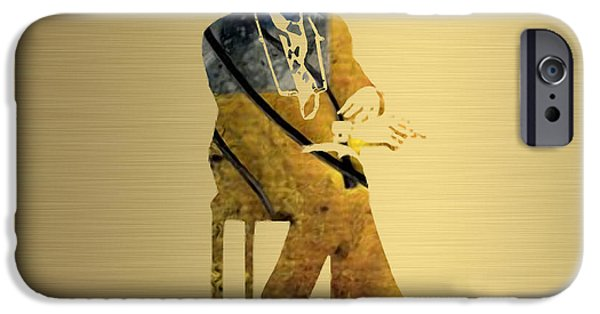 Bob Dylan Gold Series IPhone 6s Case