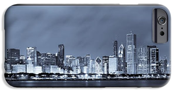 Chicago Skyline At Night IPhone 6s Case