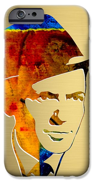 Frank Sinatra Gold Series IPhone 6s Case