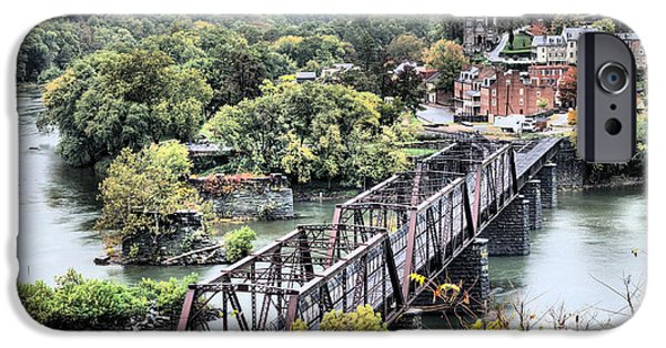 Harpers Ferry IPhone 6s Case by JC Findley