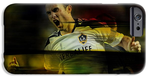 Landon Donovan IPhone 6s Case