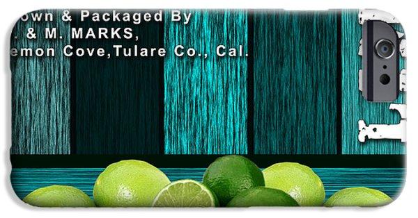 Lime Farm IPhone 6s Case by Marvin Blaine