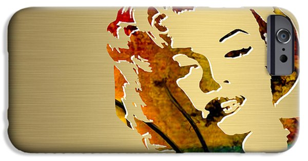 Marilyn Monroe Gold Series IPhone 6s Case
