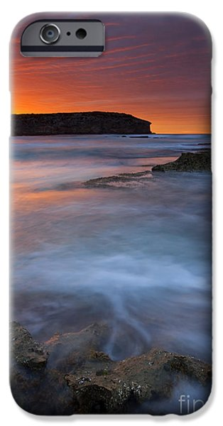 Kangaroo iPhone 6s Case - Pennington Dawn by Mike  Dawson