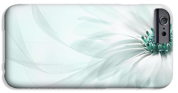 Teal iPhone 6s Case - Purity by Jacky Parker