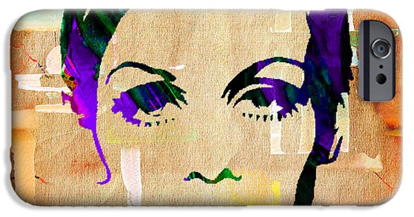 Twiggy Collection IPhone 6s Case