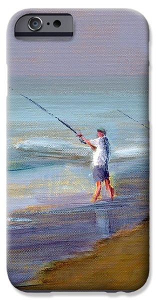 Beach iPhone 6s Case - Rcnpaintings.com by Chris N Rohrbach