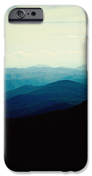 Blue Ridge Mountains IPhone 6s Case by Kim Fearheiley