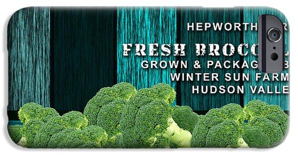 Broccoli Farm IPhone 6s Case